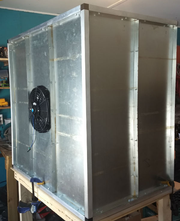 DIY Powder Coating Booth Kit for Home and Small Business
